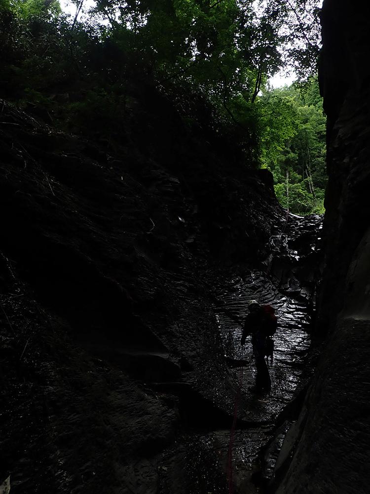 とにかく幽玄で美しい峡谷