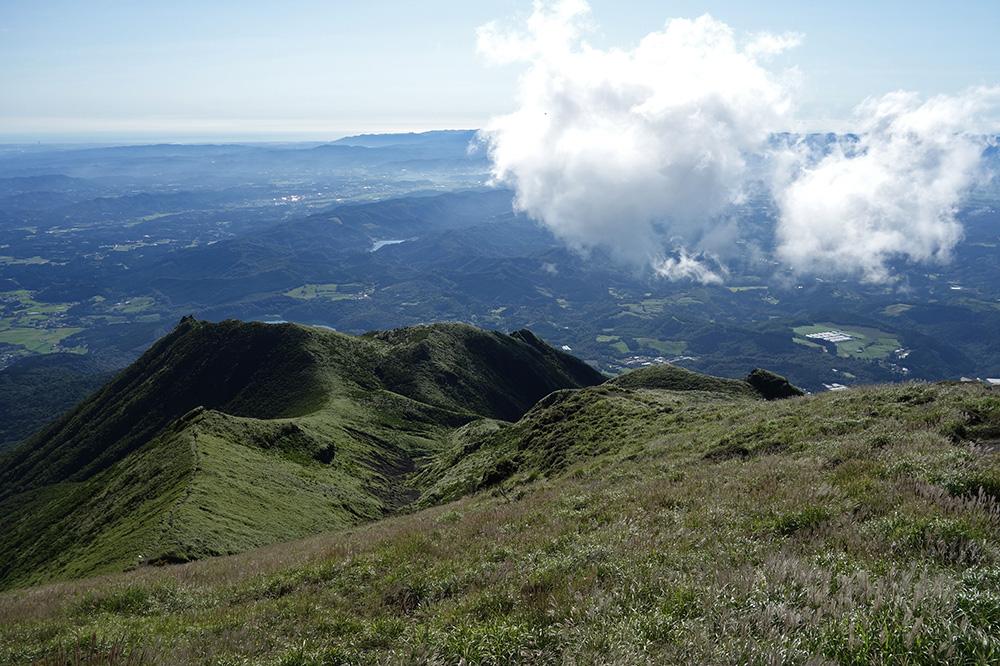 山頂からは素晴らしい景色が楽しめます