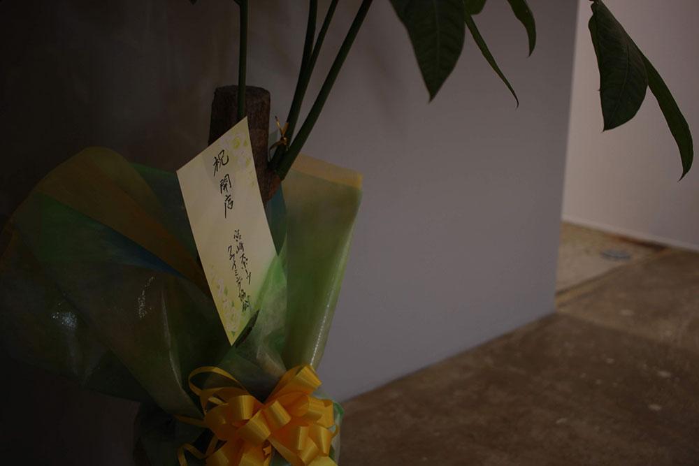 素敵な贈り物をありがとうございます
