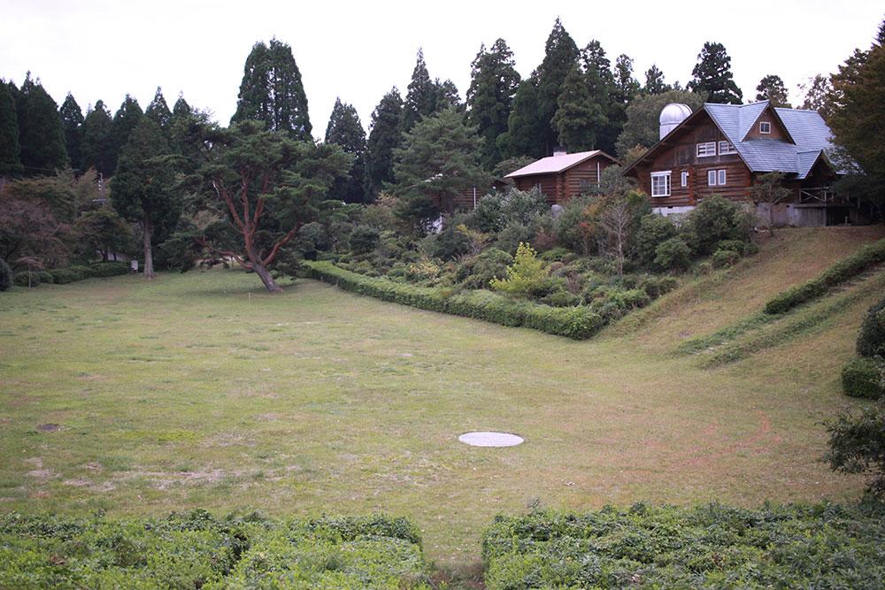 今回利用させていただきます諸塚村の池の窪グリーンパーク