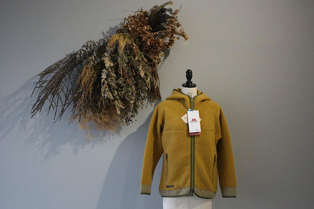 Mountain Equipment Wool Boa Hoodie