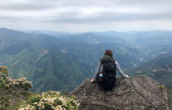 西米良の山が眺められる絶景なポイント