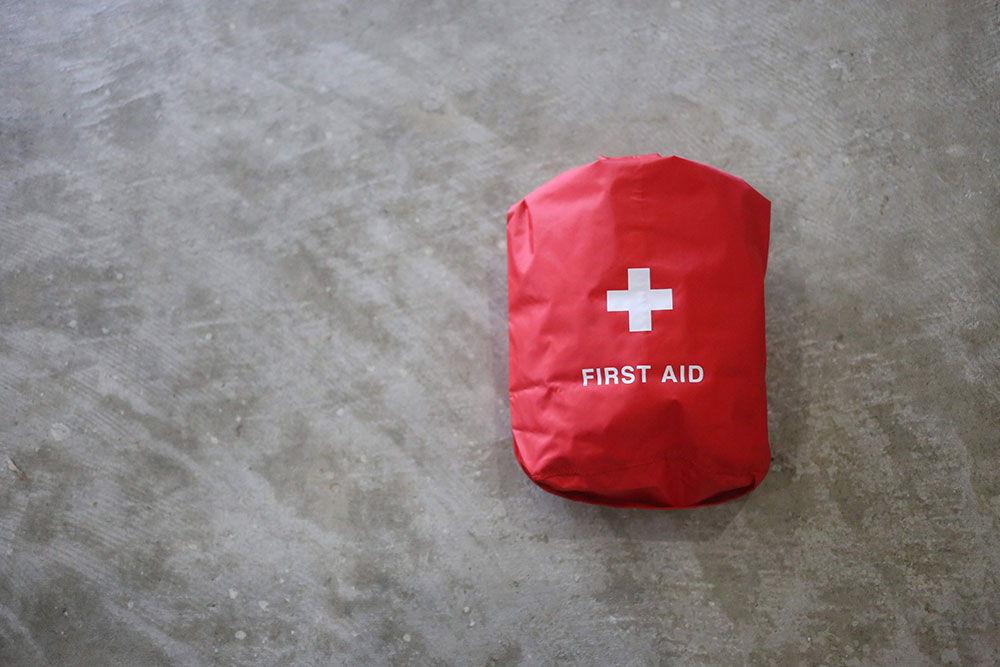 EXPED Fold Drybag First Aid