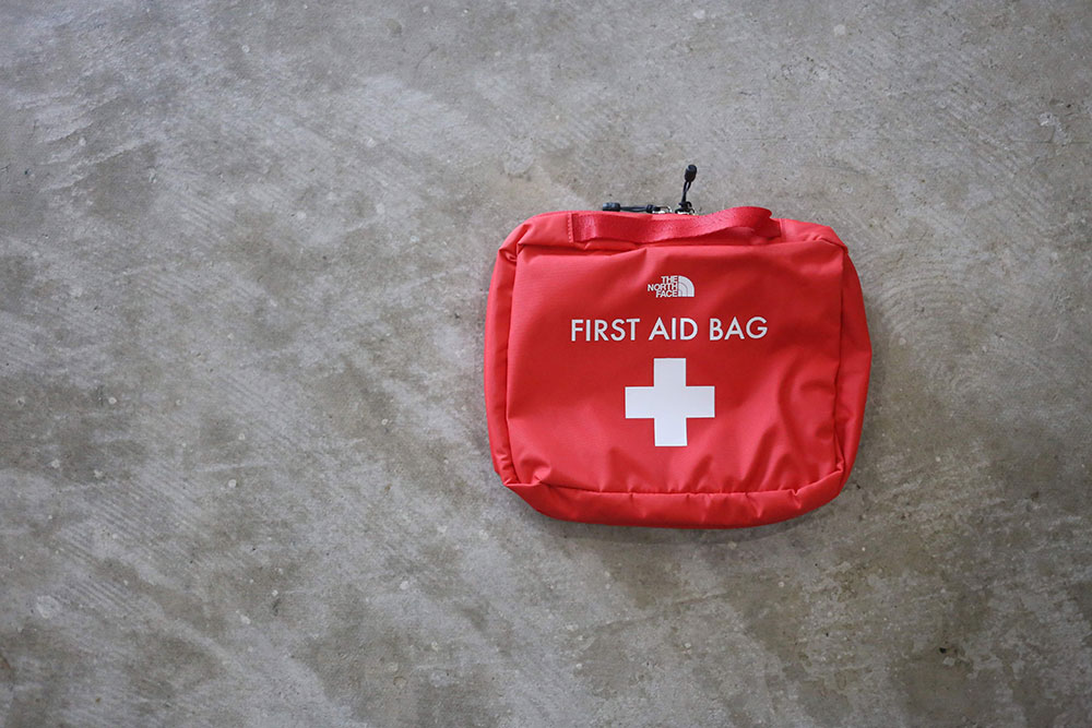 THE NORTHFACE First Aid Bag