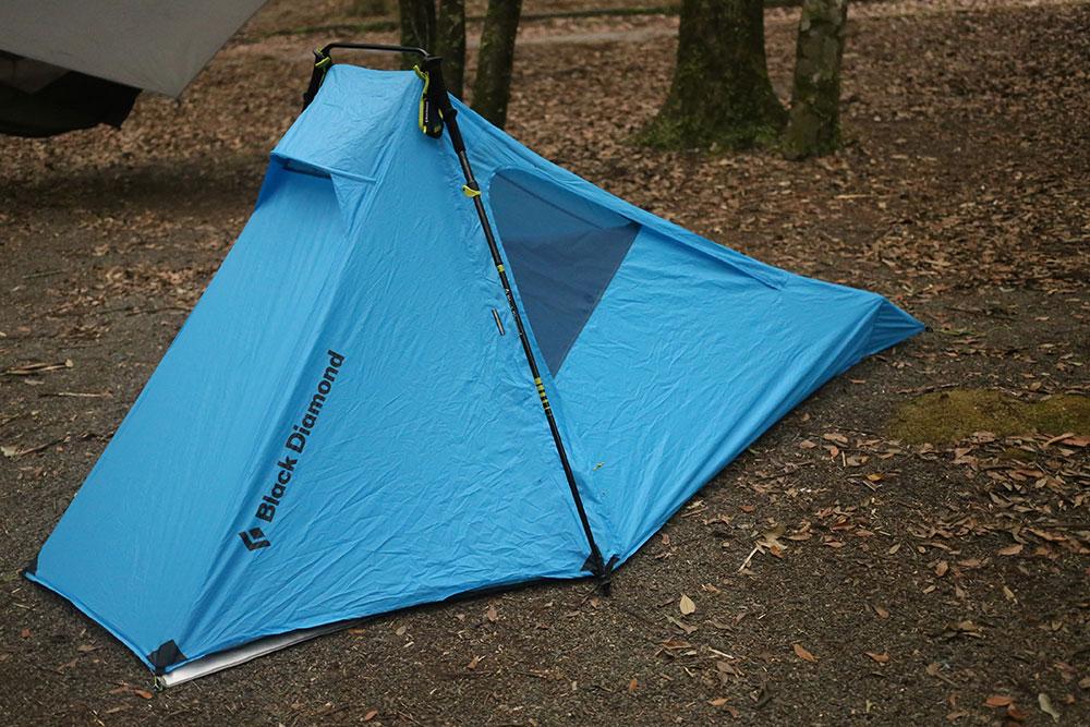 Distance Tent