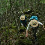 創造する仕事の方々と諸塚村の黒岳HIKE