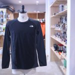 THE NORTH FACE Long Sleeve Hybrid Enduro Crew
