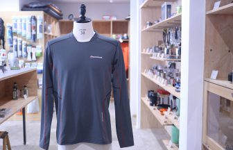 MONTANE Razor T-Shirt (Long Sleeve)