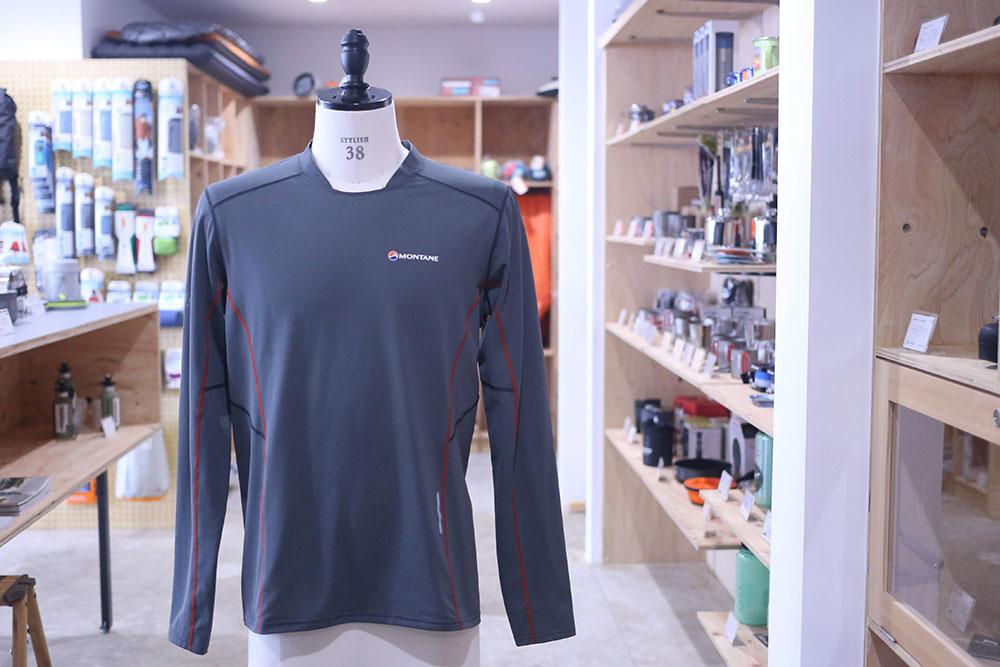 MONTANE Razor T-Shirt (Long Sleeve)