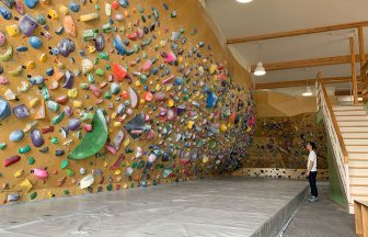 Smoothie Bouldering Gym