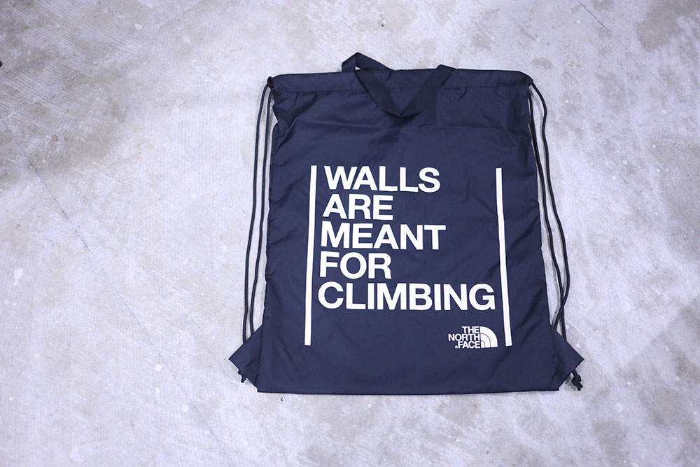 Walls Are Meant For Climbing Sac Pack