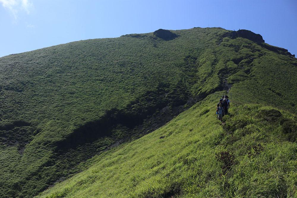 気持ちいい山歩きが楽しめました
