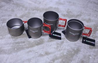 EVERNEW Titanium Mug