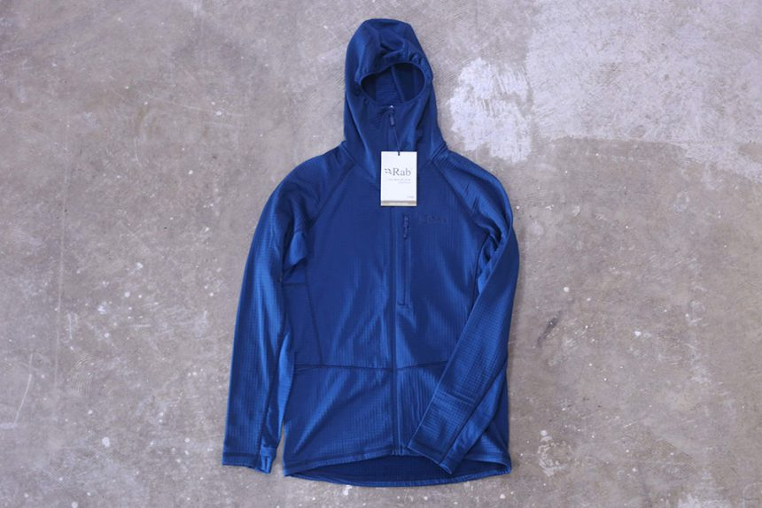 Rab Power Grid Hoody