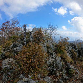 白岩山山頂