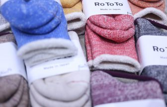 RoToTo DOUBLE FACE SOCKS