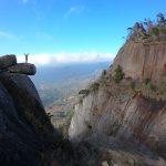 年末年始の鉾岳と天包山