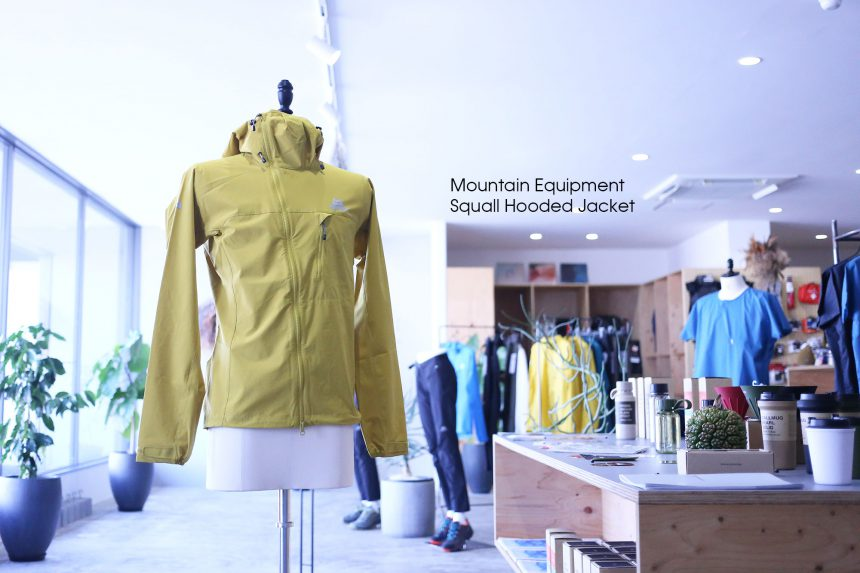 Mountain Equipment -Squall Hooded Jacket-