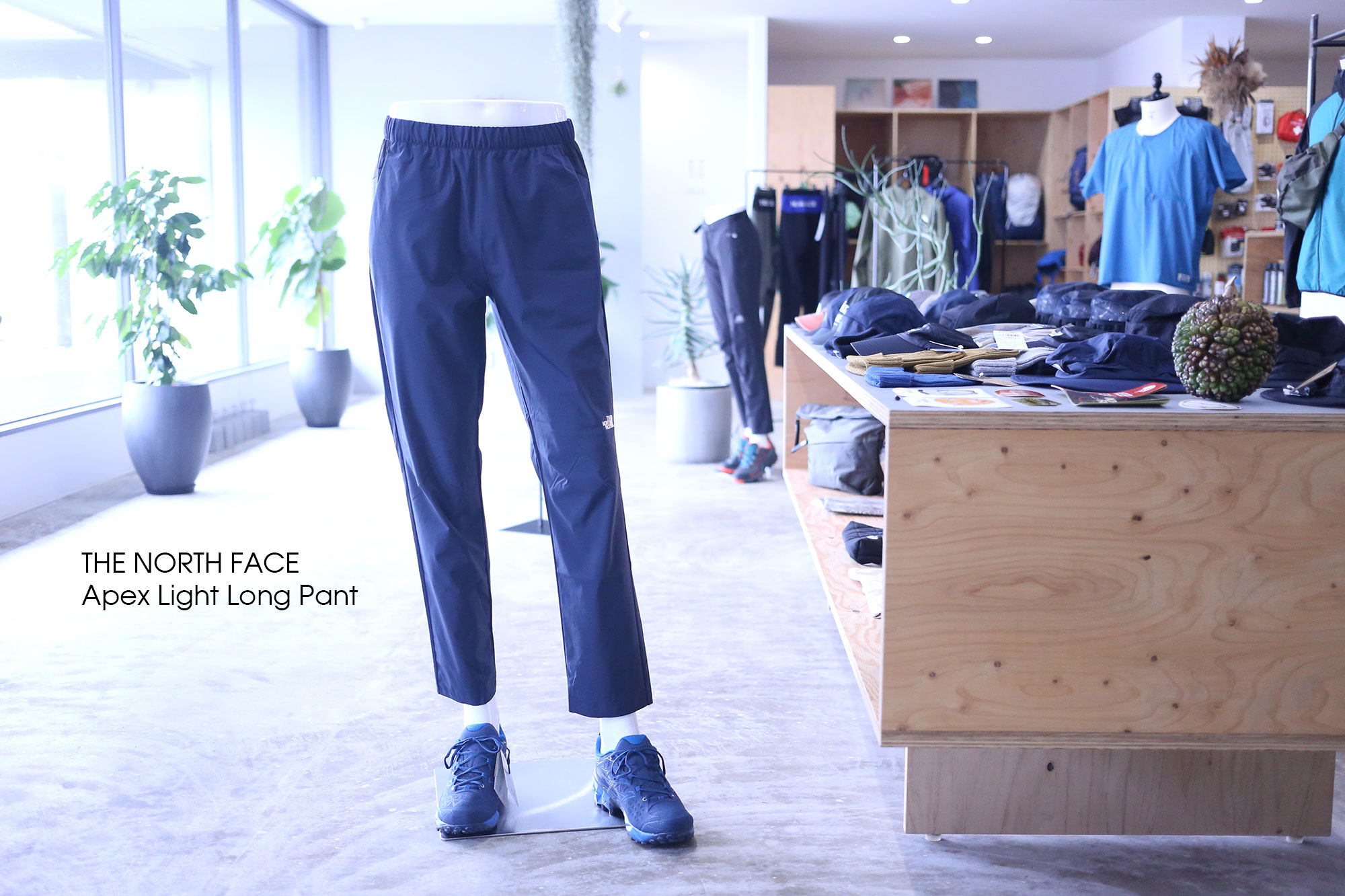 THE NORTH FACE Apex Light Long Pant