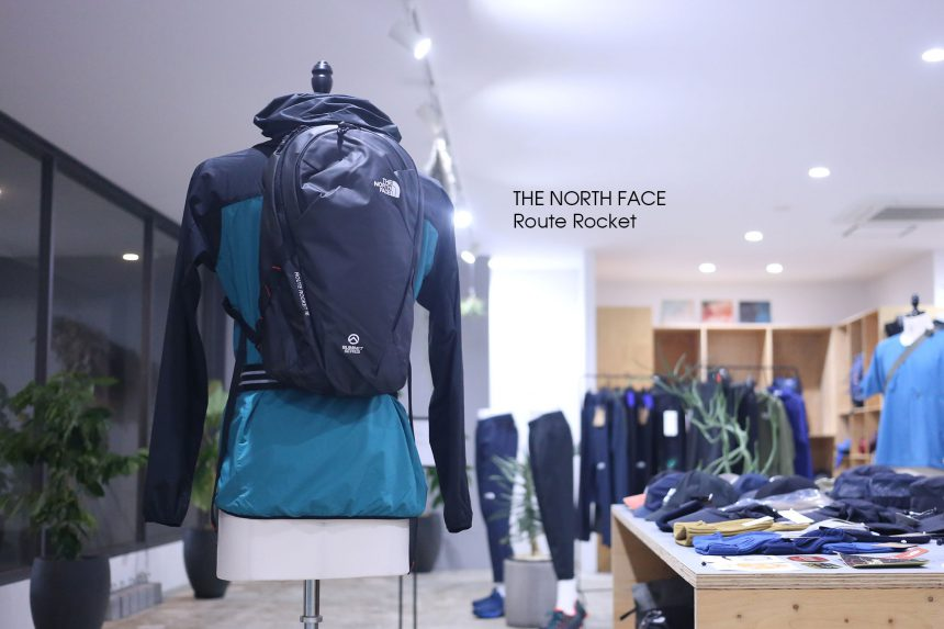 THE NORTH FACE -Route Rocket-