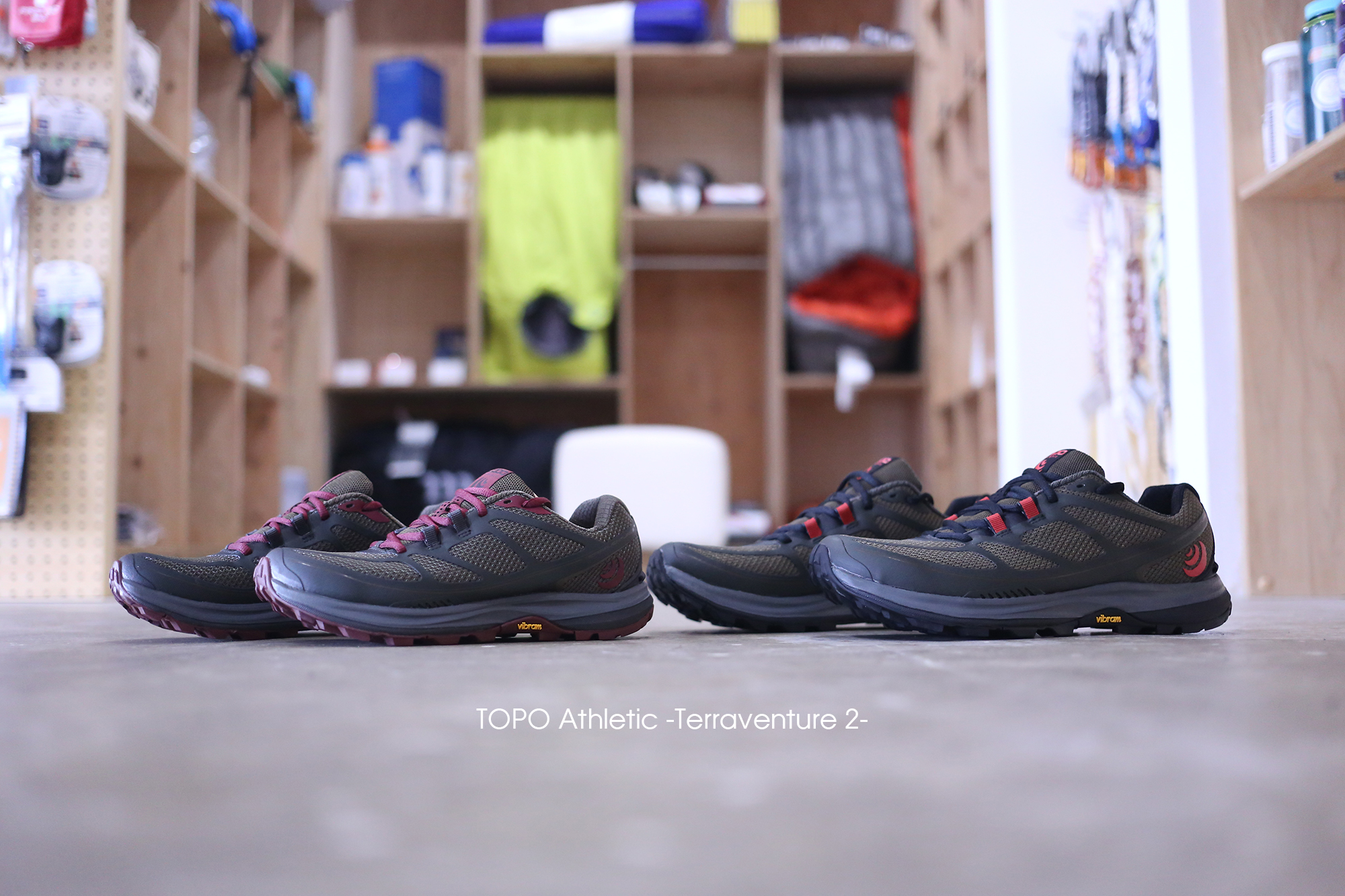 "TOPO Athletic ""TERRAVENTURE2"""