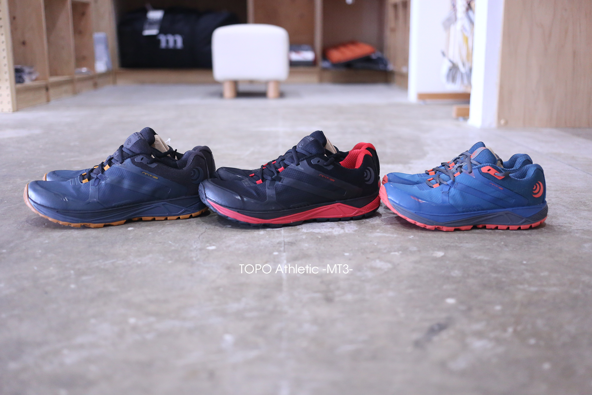 "TOPO Athletic ""MT-3"""