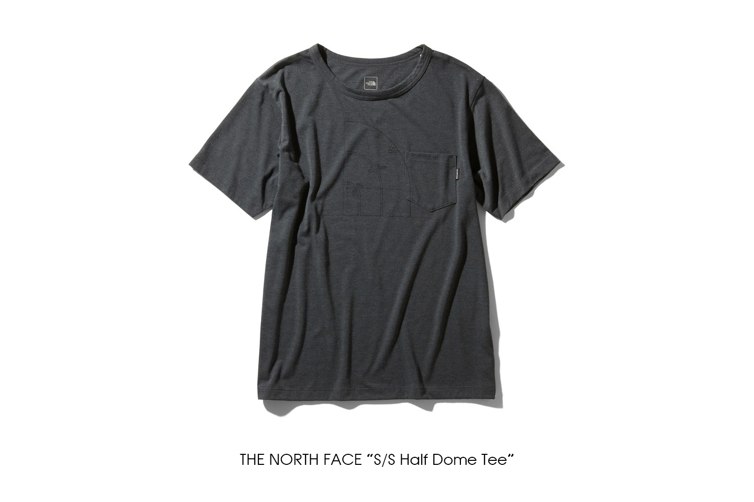 "THE NORTH FACE ""S/S Half Dome Tee"""