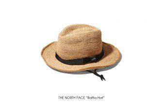"""THE NORTH FACE """"Raffia Hat"""""""