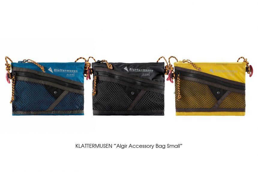 "KLATTERMUSEN ""Algir Accessory Bag Small"""
