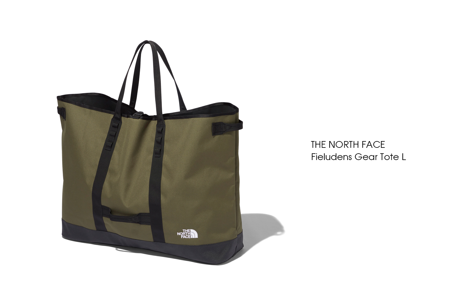 "THE NORTH FACE ""Fieludens Gear Tote L"""