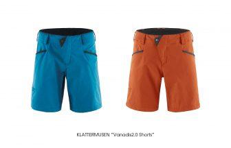 "Klattermusen ""Vanadis2.0 Shorts"""