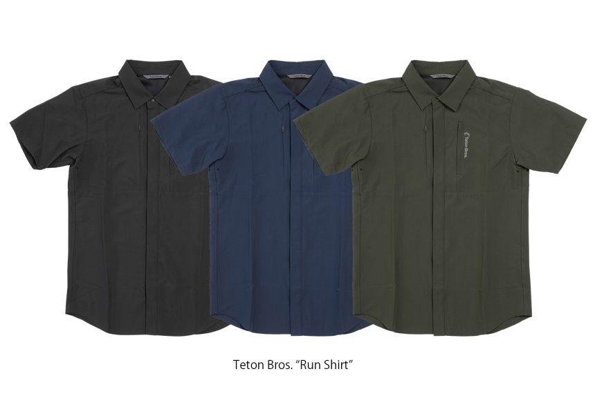 "Teton Bros. ""Run Shirt"""