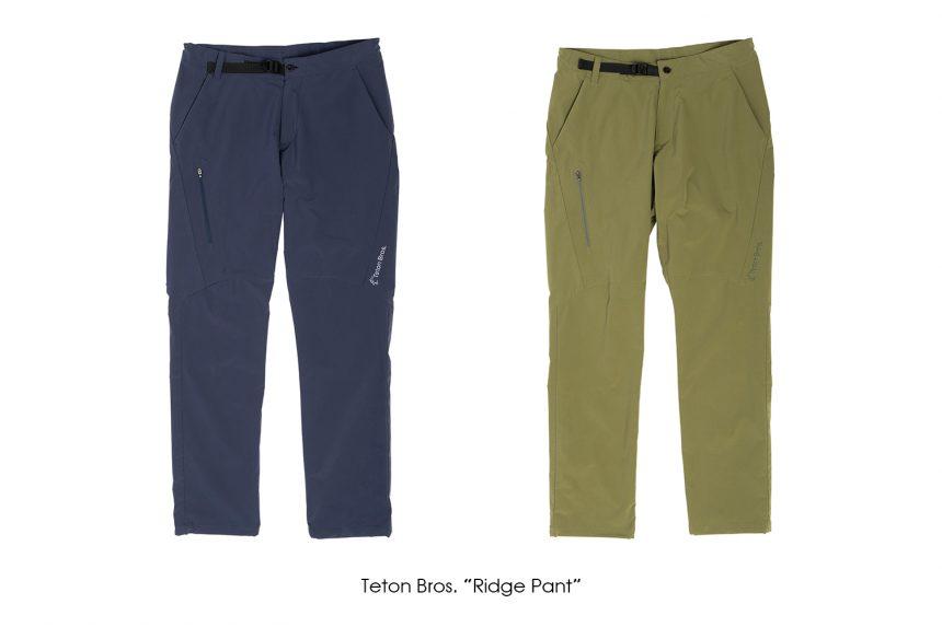 "Teton Bros. ""Ridge Pant"""
