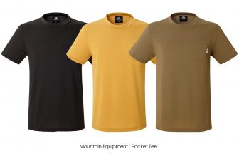 "Mountain Equipment ""Pocket Tee"""