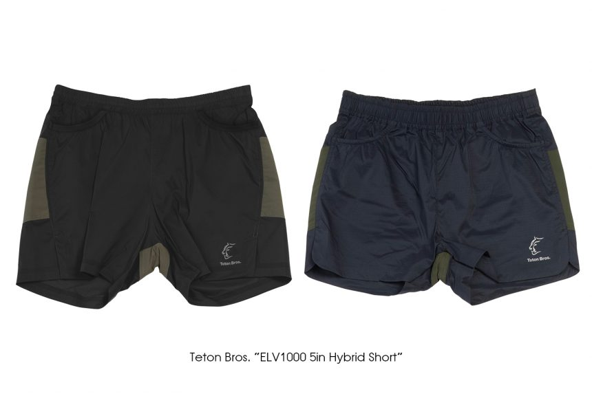 "Teton Bros. ""ELV1000 5in Hybrid Short"""