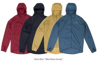 "Teton Bros. ""Wind River Hoody"""