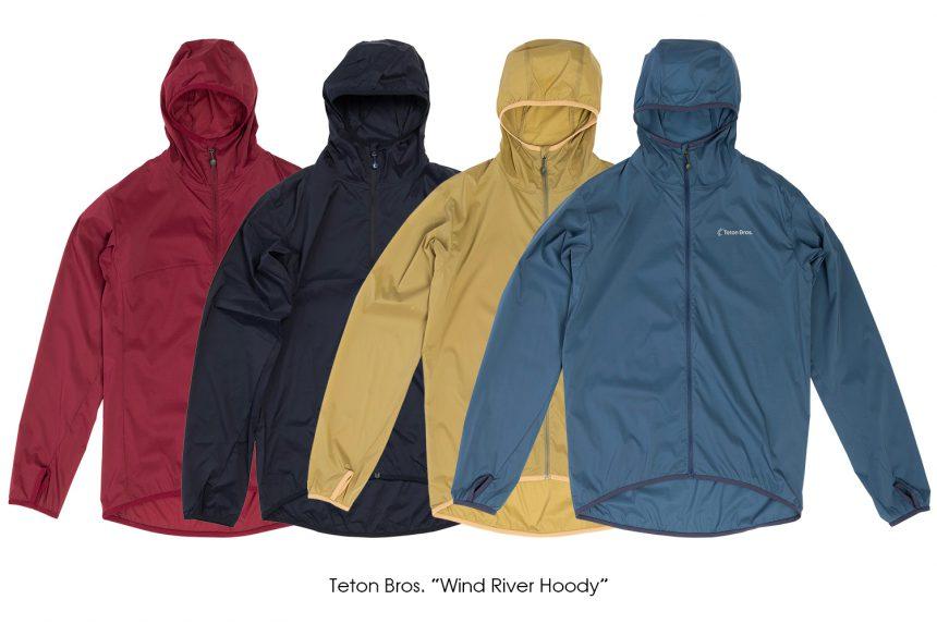 "Teton Bros. ""Wind River Hoody"""