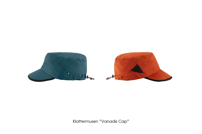 """Klattermusen """"Vanadis Cap"""""""