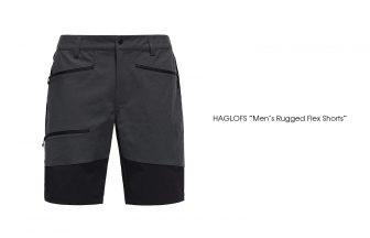 "HAGLOFS ""Men's Rugged Flex Shorts"""