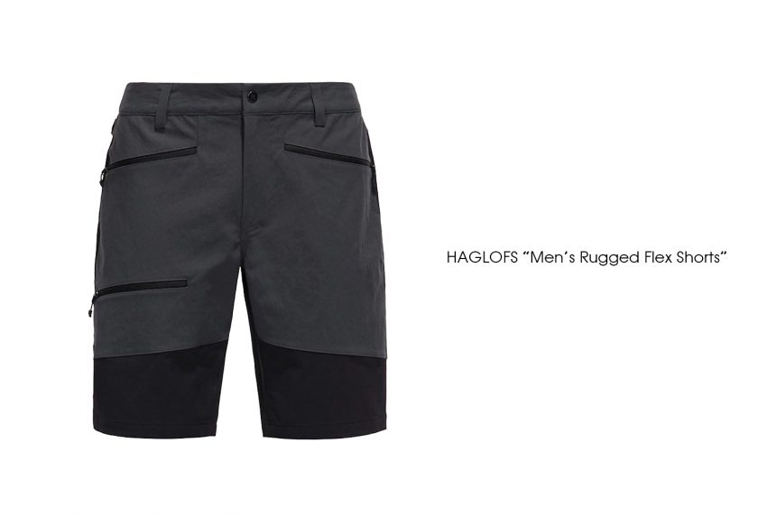 "HAGLOFS ""Men's Rugged Flex Shorts"""