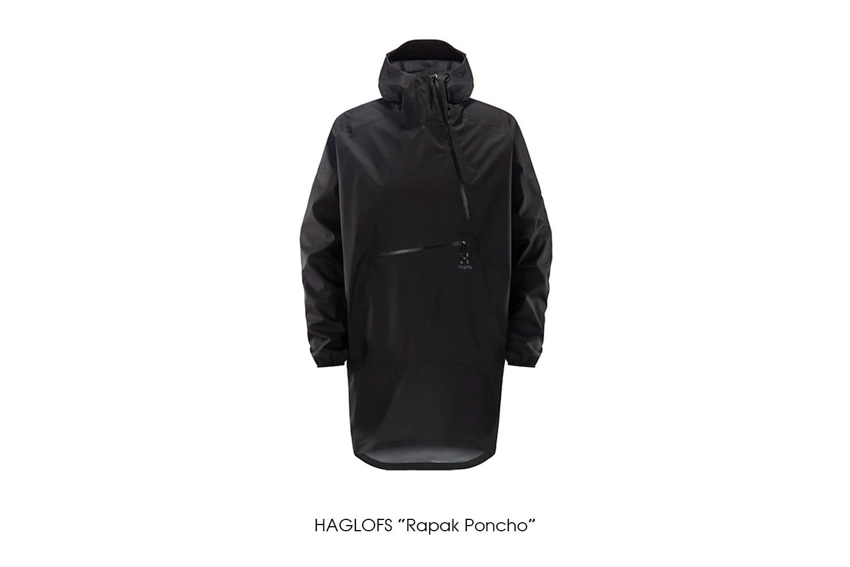 """HAGLOFS """"Rapak Poncho"""""""
