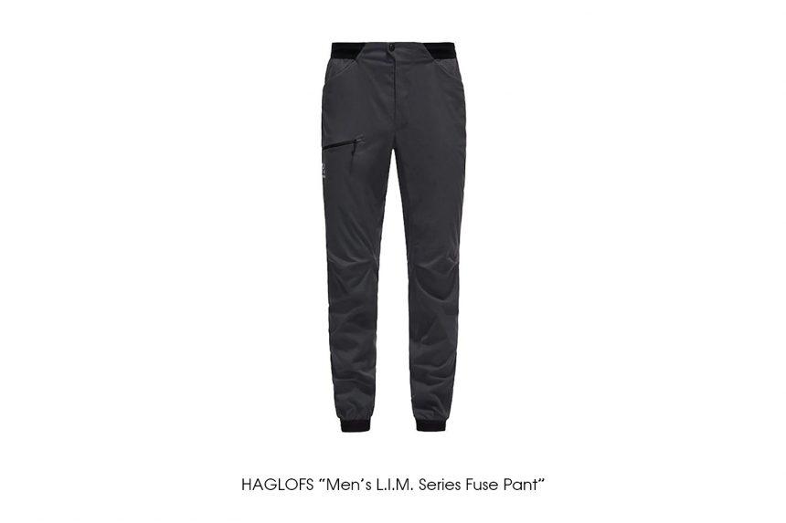 """HAGLOFS """"Men's L.I.M. Series Fuse Pant"""""""