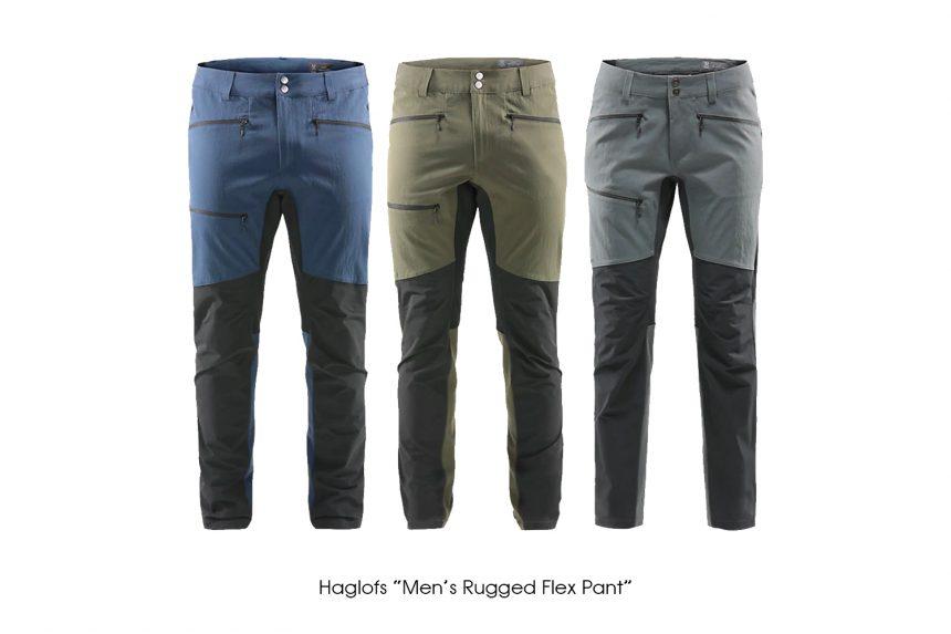 "Haglofs ""Men's Rugged Flex Pant"""