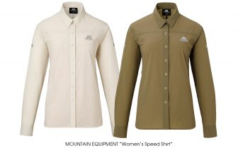 "MOUNTAIN EQUIPMENT ""Women's Speed Shirt"""