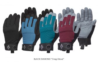 "BLACK DIAMOND ""Crag Gloves"""
