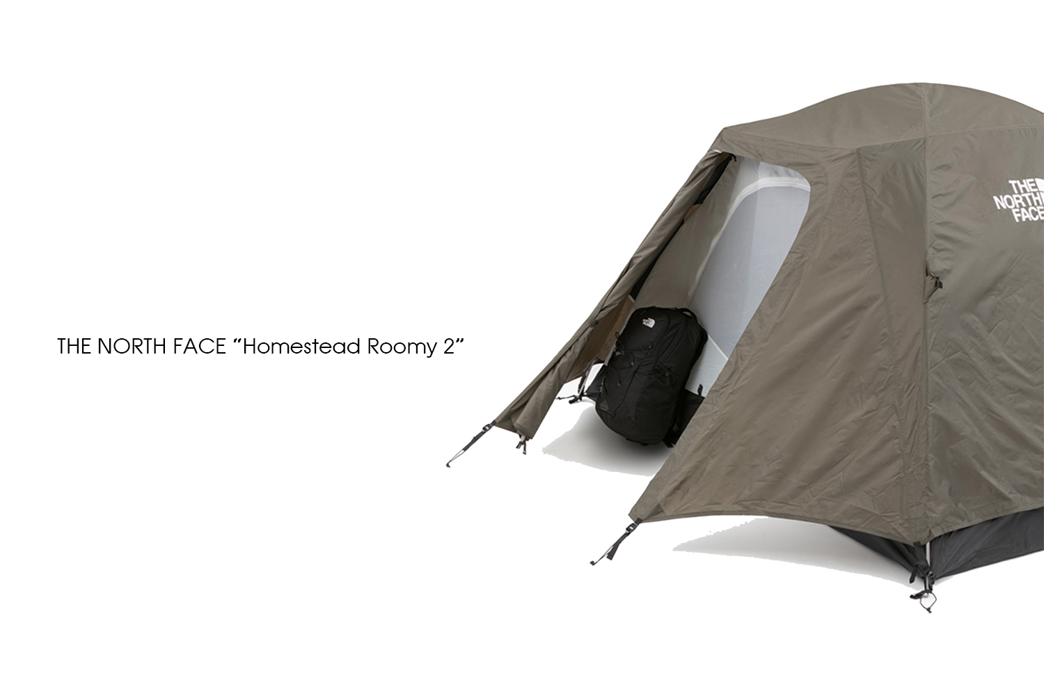 "THE NORTH FACE ""Homestead Roomy 2"""