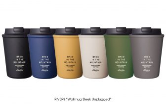"RIVERS ""Wallmug Sleek Unplugged"""