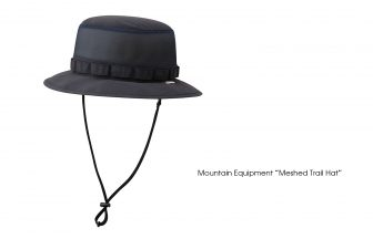 "MOUNTAIN EQUIPMENT ""Meshed Trail Hat"""