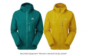 "MOUNTAIN EQUIPMENT ""Womens Aerofoil Full Zip Jacket"""
