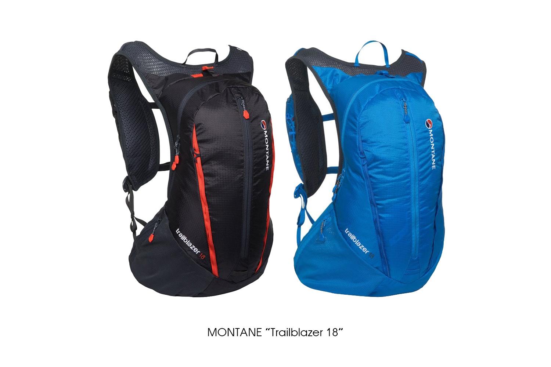 "MONTANE ""Trailblazer18"""